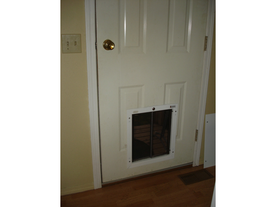 Installations And Pics Dog Doors Cat Doors Pet Doors